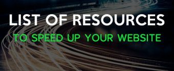 list-of-resources-to-speed-up-your-website
